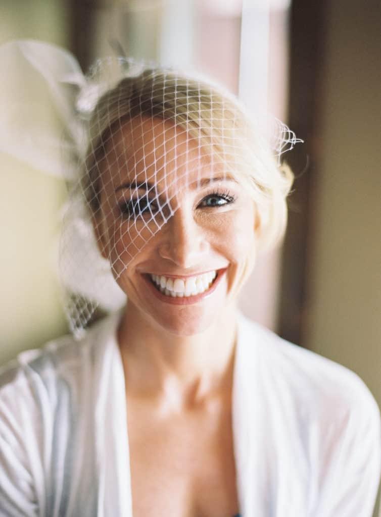 haute bride bridcage veil