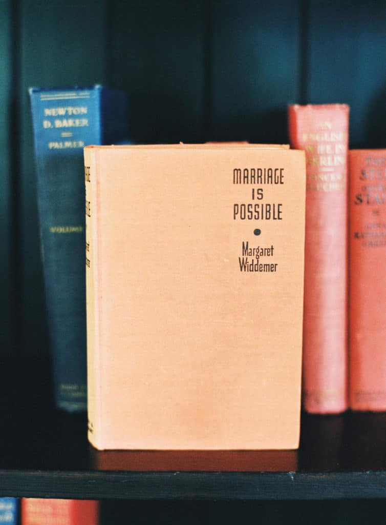 Marriage is Possible by Margaret Widdemer