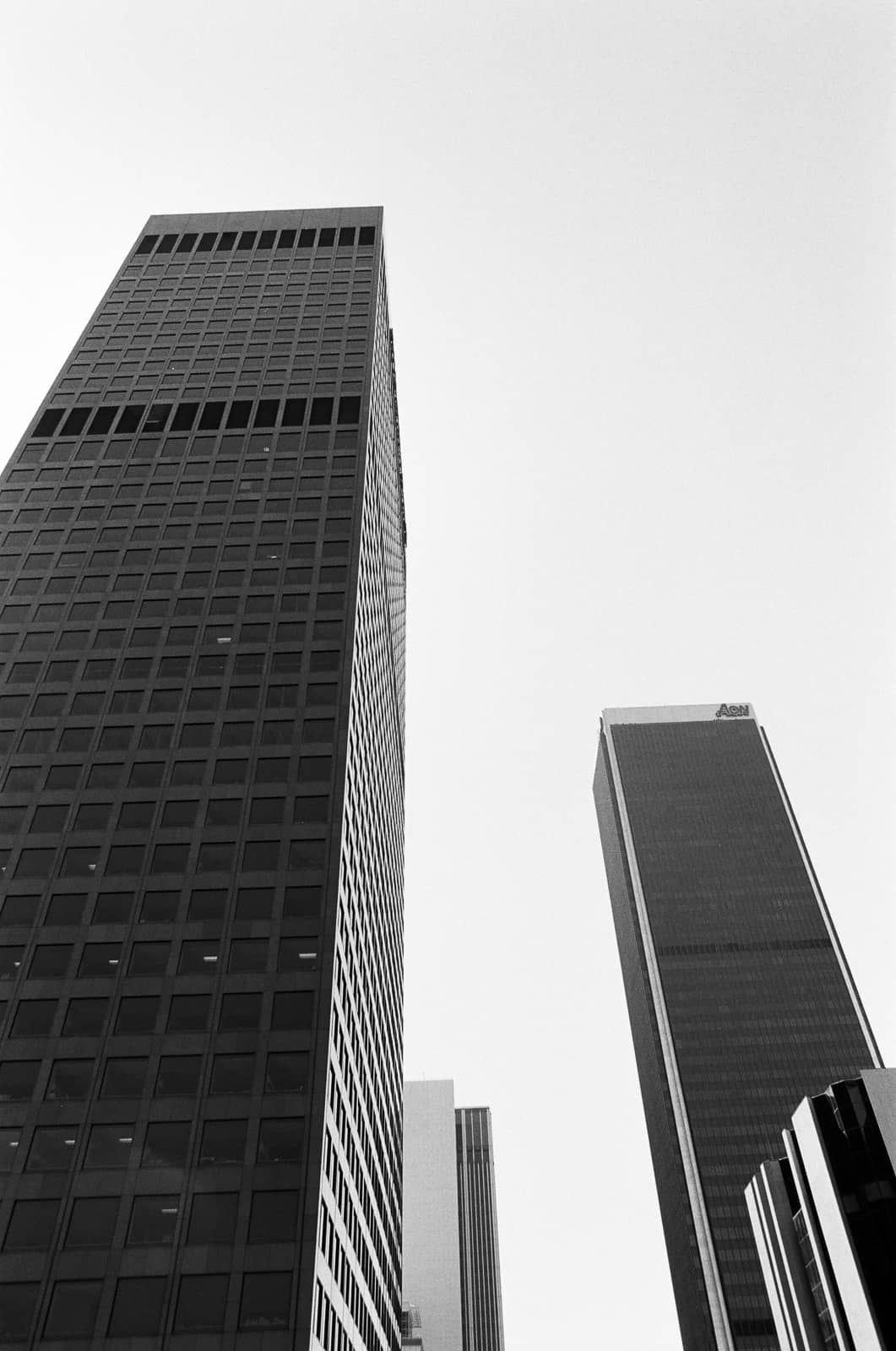 Los Angeles skyscrapers