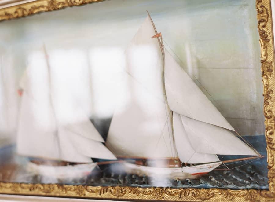 framed-old-model-ship