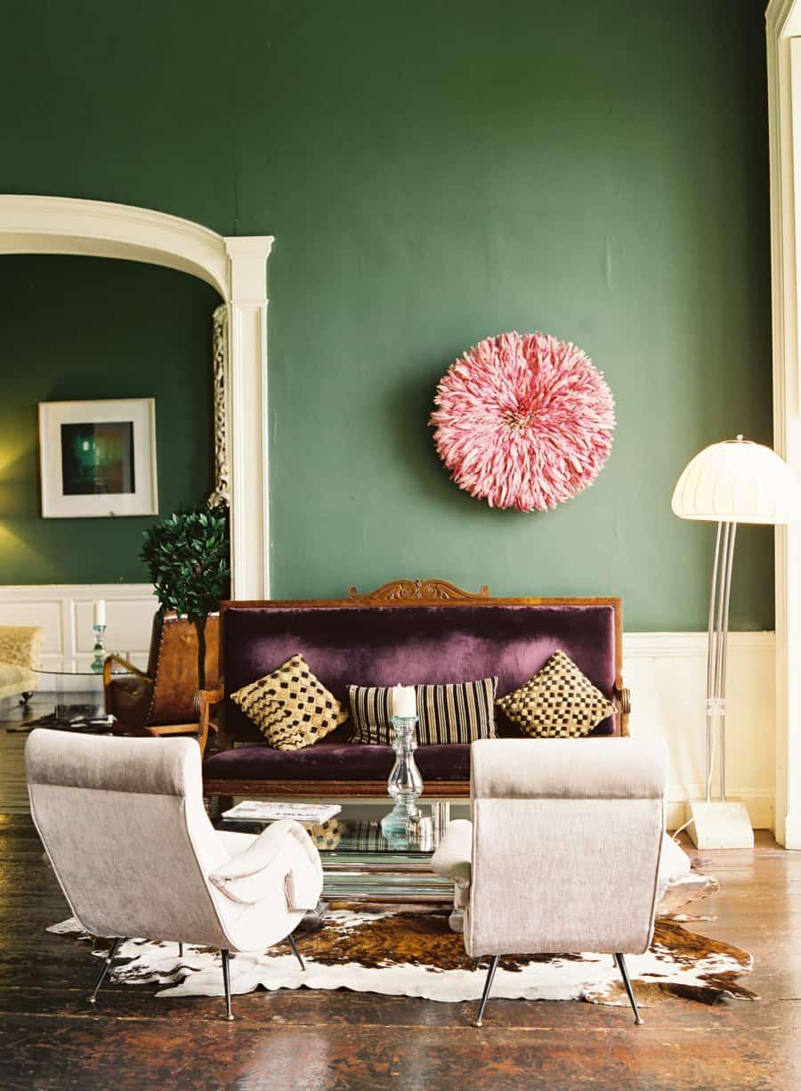Bellinter House lobby interior design