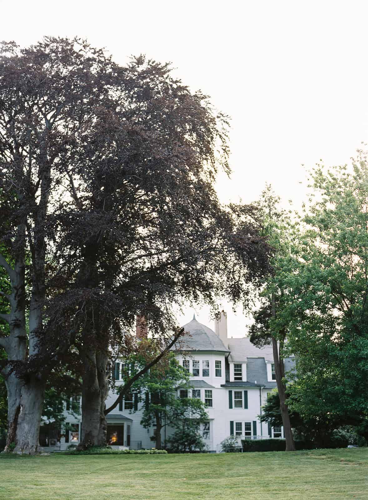 old mansion long island sound