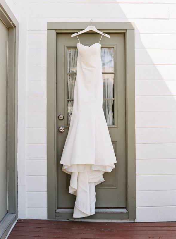 details dress hanging