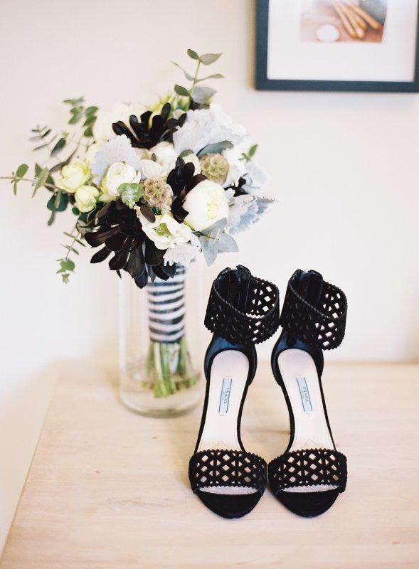 details prada shoes