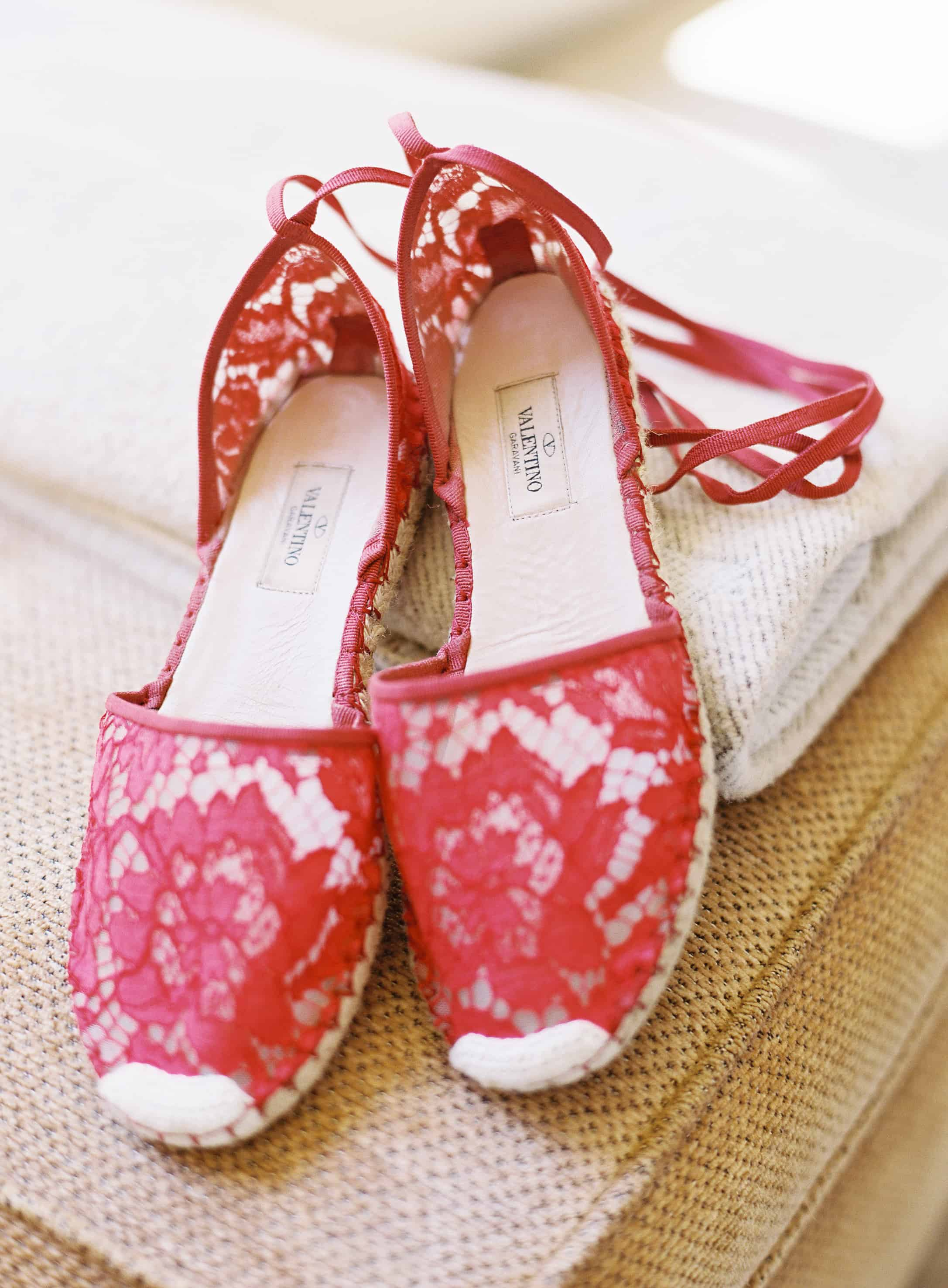 valentino espadrille shoes