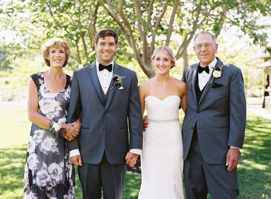 family group formal photos