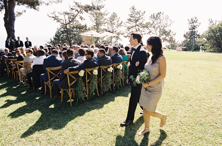 bridal party processional