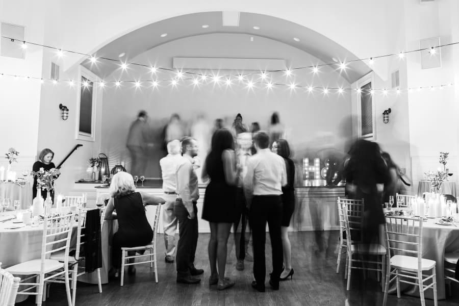 seabrook reception
